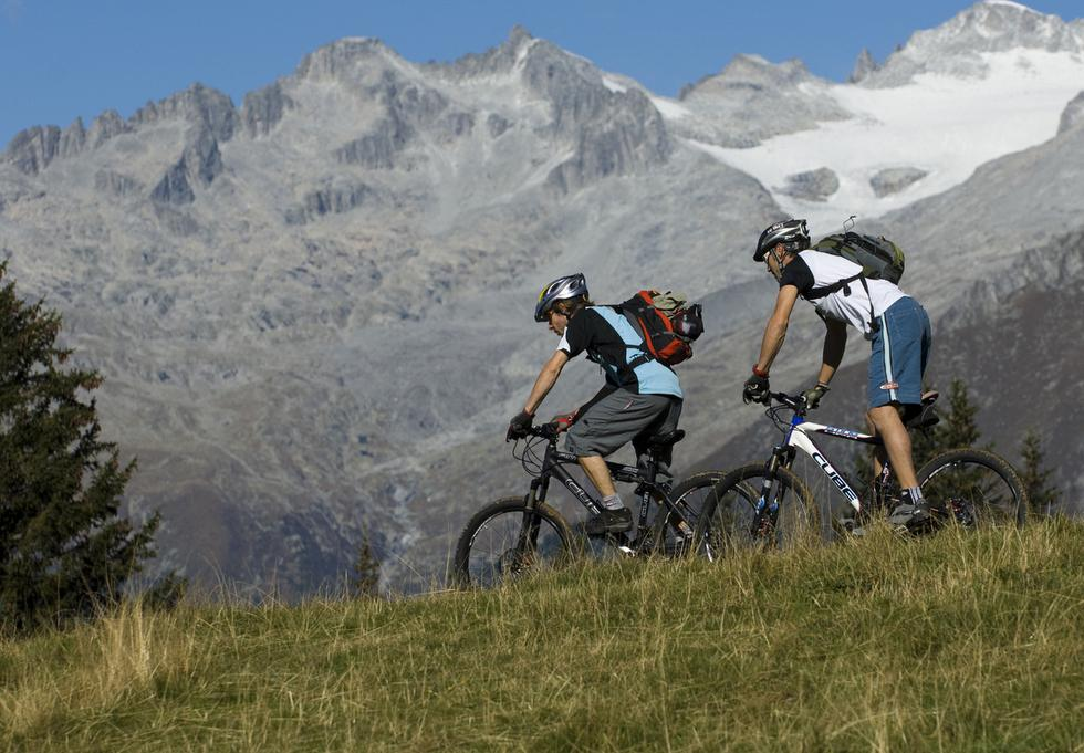 Active holidays in Val di Sole