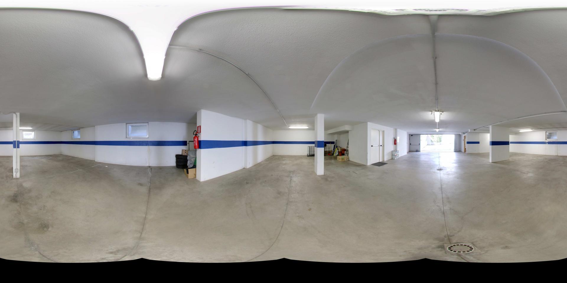 Panoramica garage